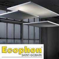 Ecophon - акустические потолки Экофон - цены