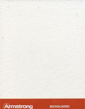 Образец потолочной плиты Armstrong Bioguard