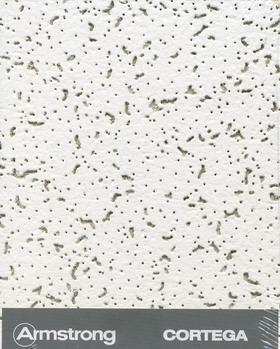 Образец потолочной плиты Armstrong Cortega