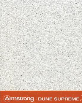 Образец потолочной плиты Armstrong Dune dB