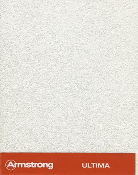 Образец потолочной плиты Armstrong Ultima+