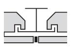 Система крепления металлических панелей Hook-ON