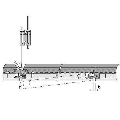 схема установки кассеты Axal Vector