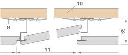 Система OWA S9 установка панелей